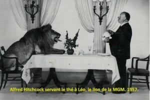 L'heure du thé A Hitchcock