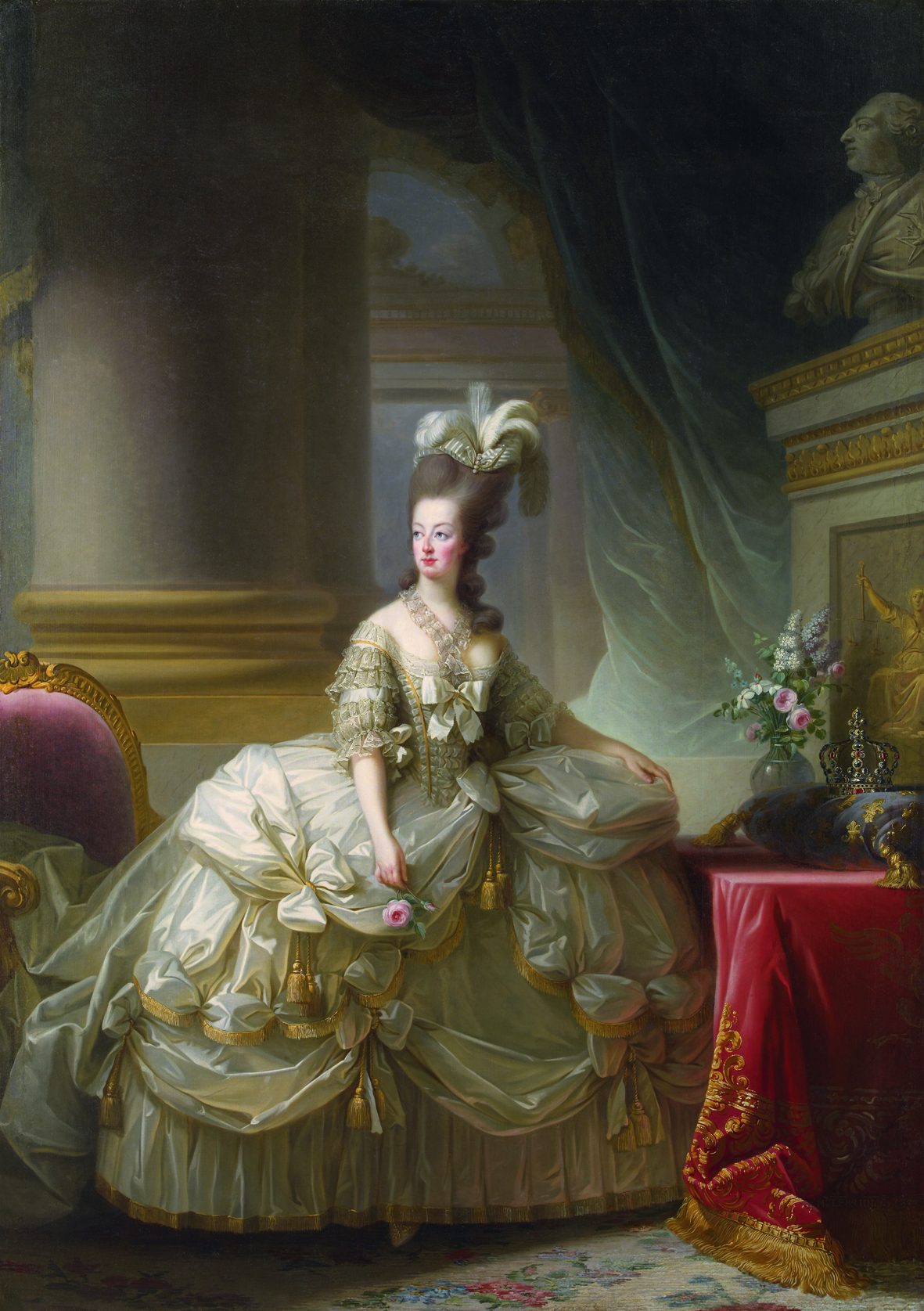 MAIL_Marie-Antoinette en grand habit