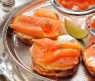 Le saumon fumé, l'allié des fêtes réussies !