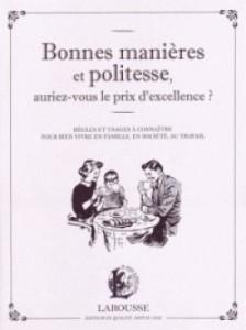 """""""Bonnes manières et politesse"""" par Alix Baboin-Jaubert"""