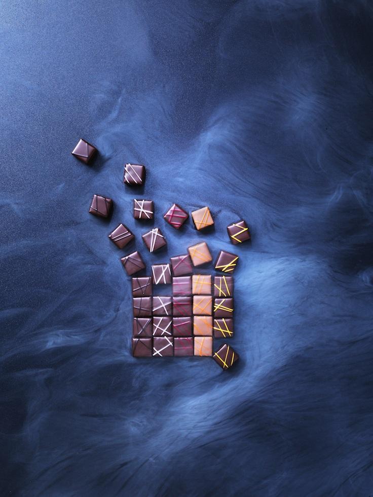 chocolat envol 1 La Maison du Chocolat ©Caroline Faccioli