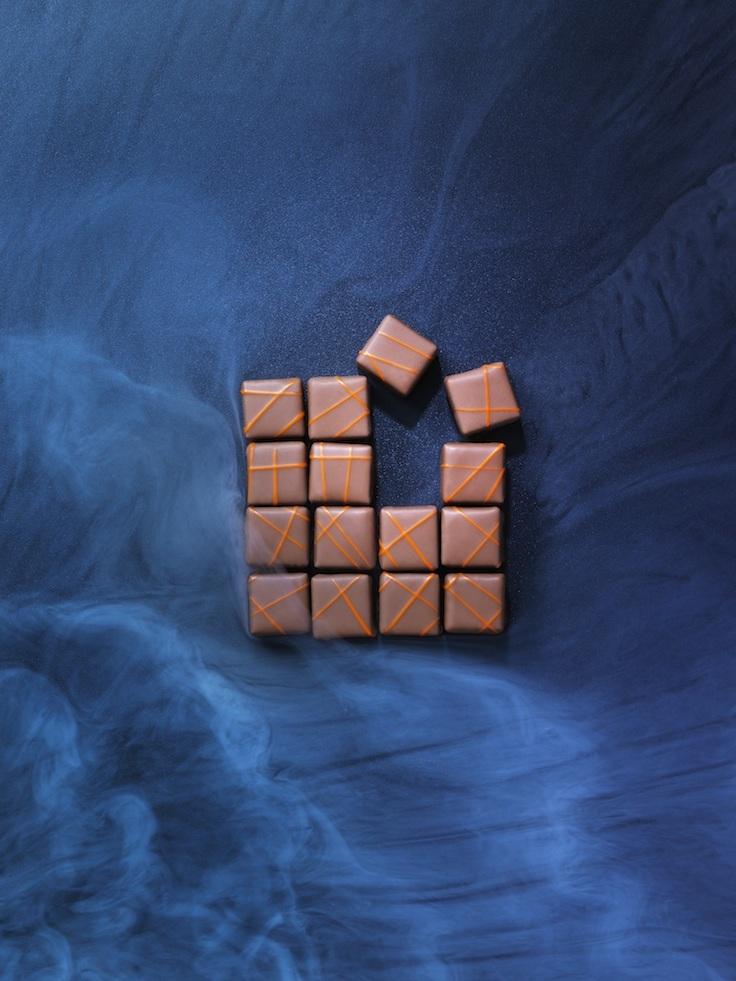 chocolat envol 5 La Maison du Chocolat ©Caroline Faccioli