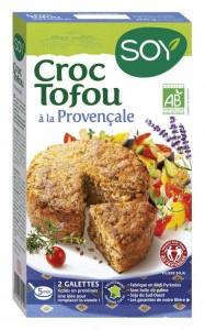 SOY - Croc Tofou à la Provençale