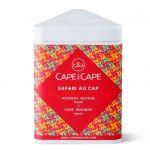 SAFARI_AU_CAP-rooibos nature- boite métal triangulaire